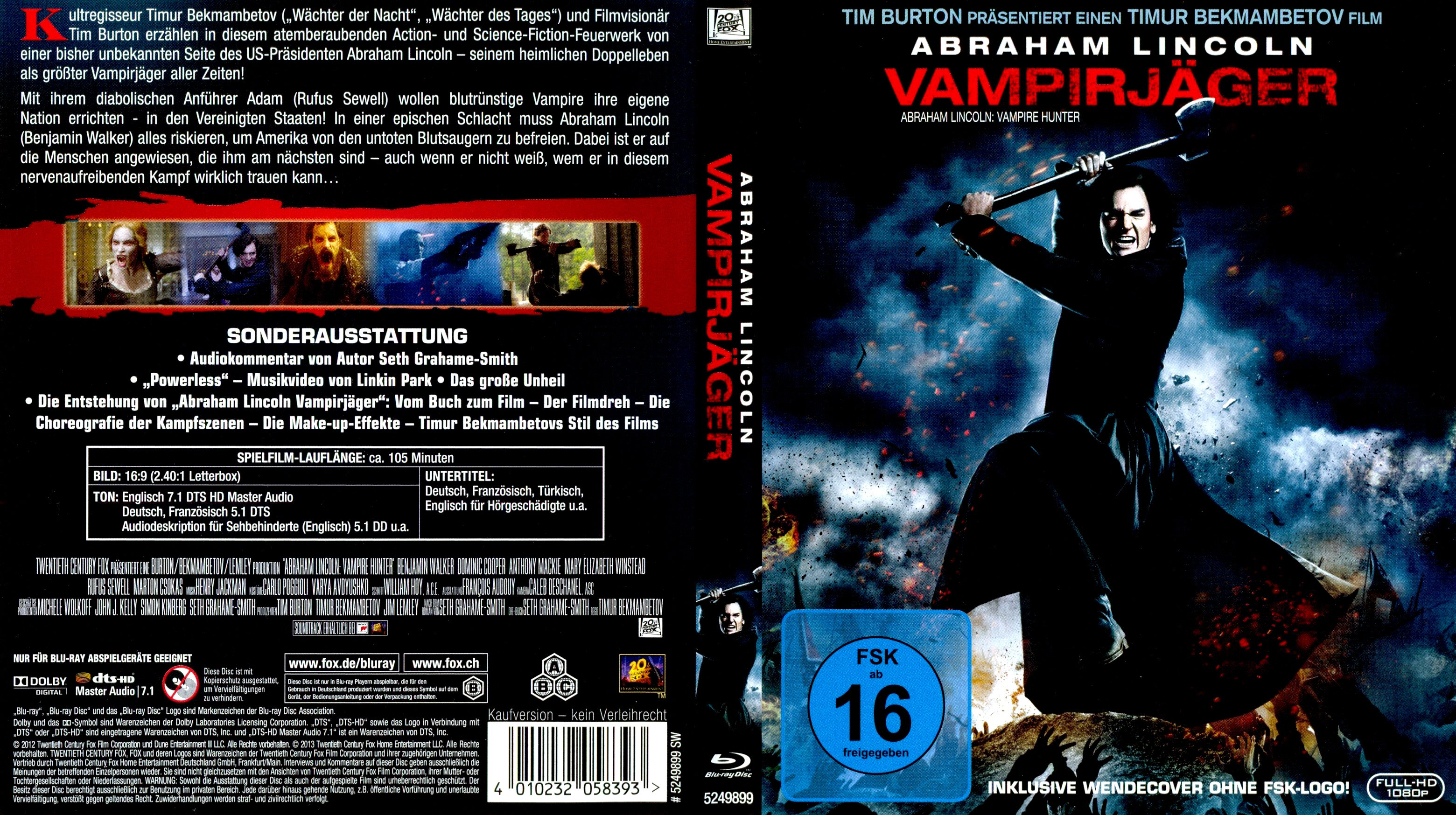 German Covers - Blu-ray Covers BD Covers - 10000 BC, 12 Monkeys, 12 ...