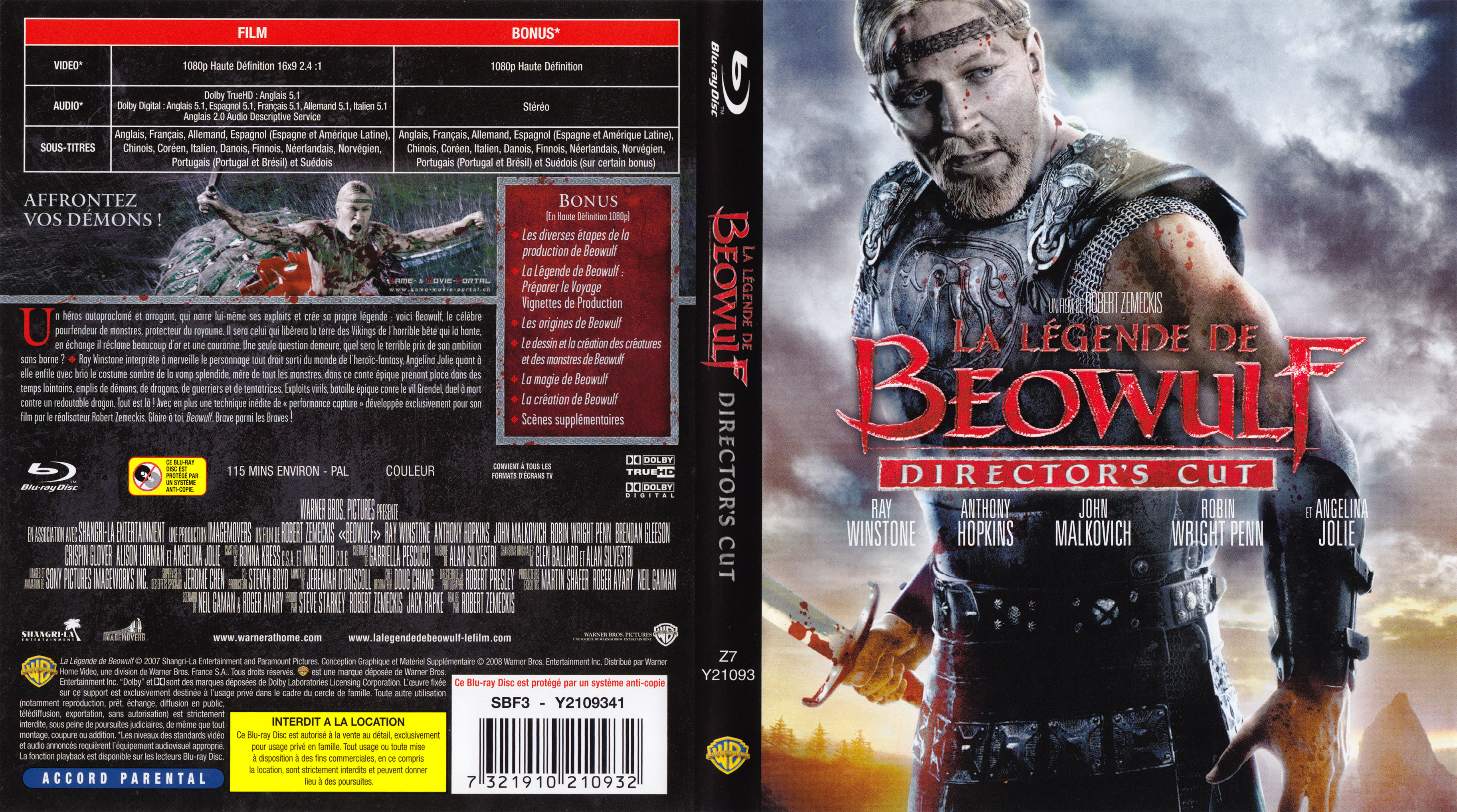 beowulf confidence