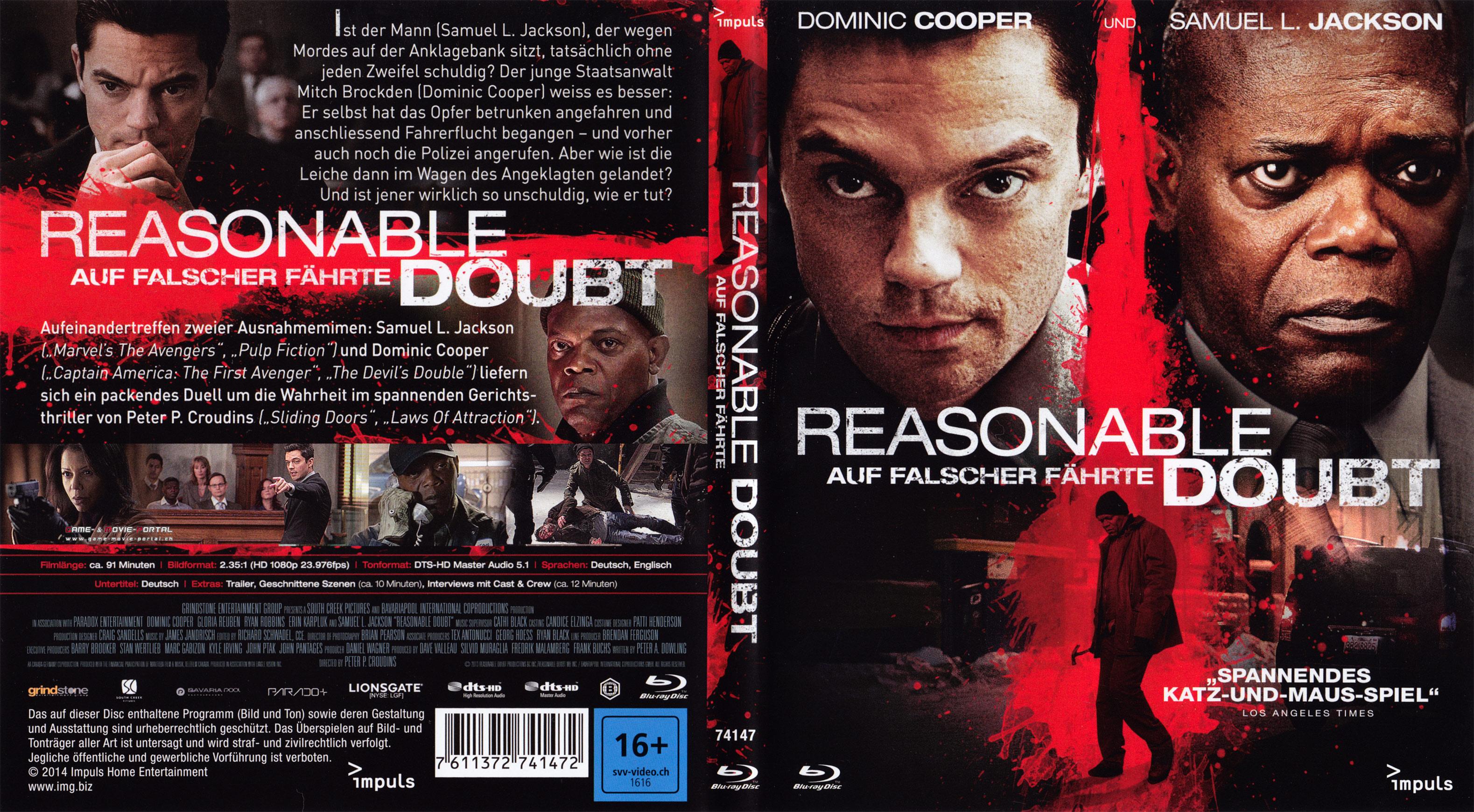 Reasonable Doubt Deutsch