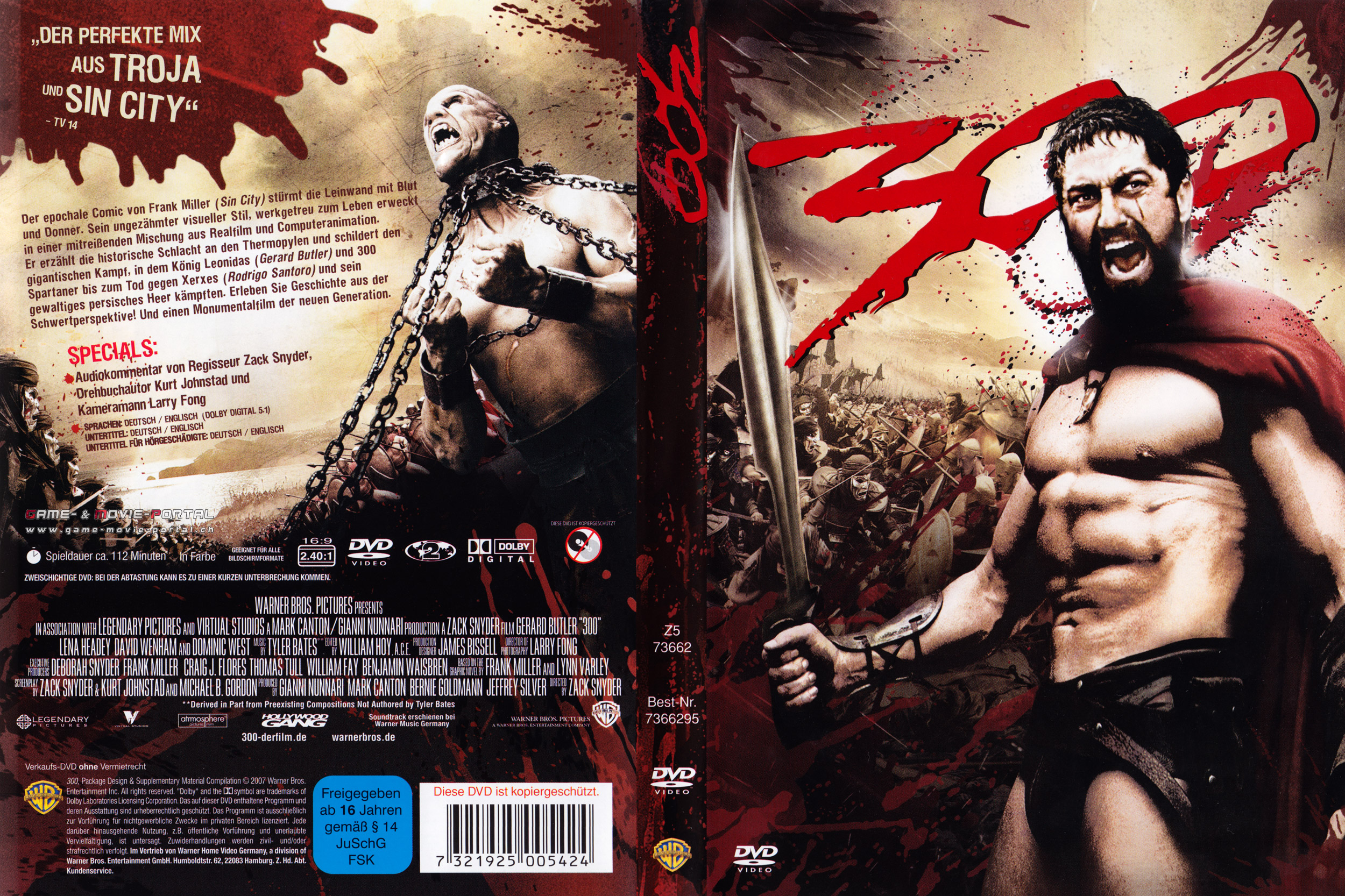 300 Film Deutsch