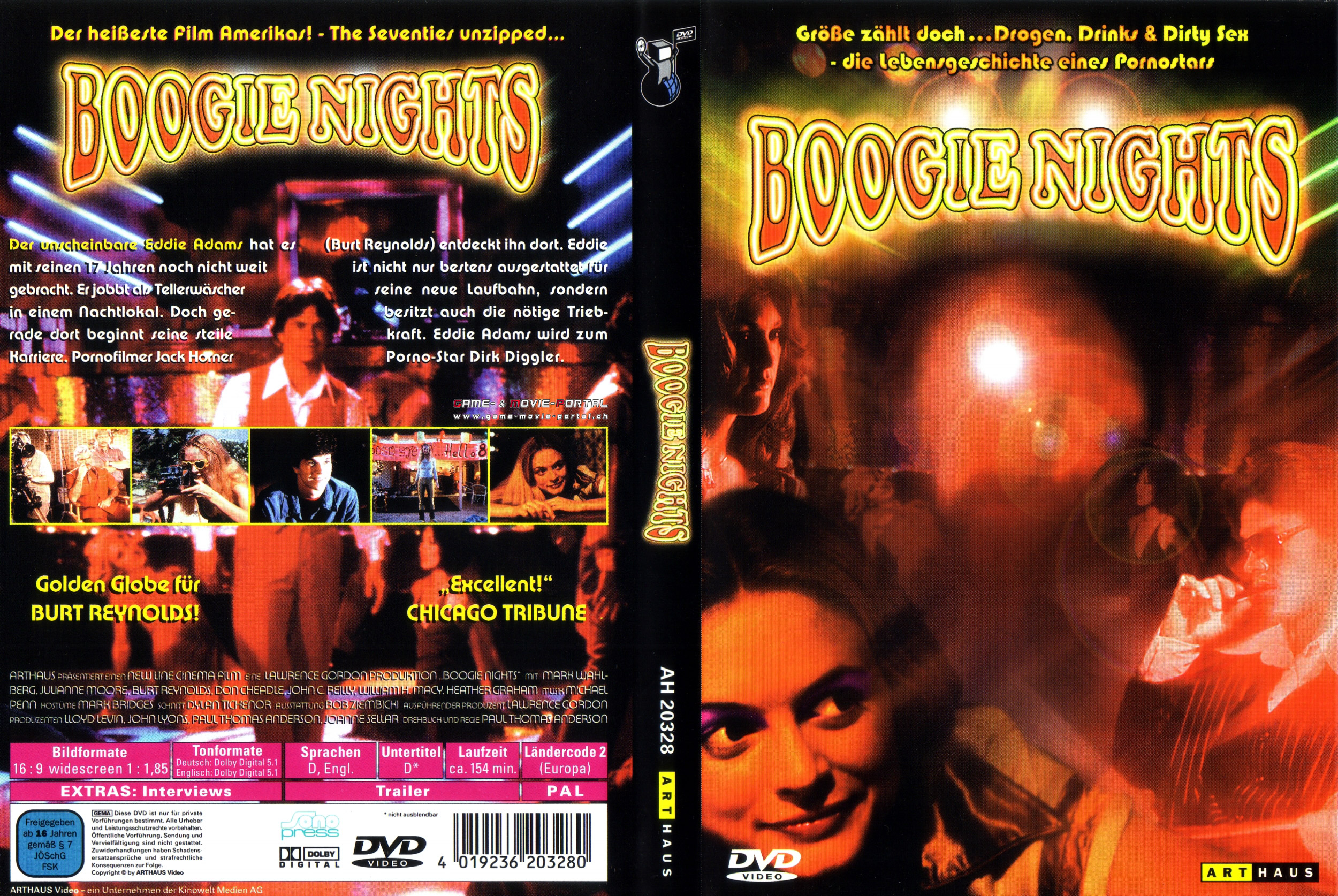 Right! boogie nights dvd cover