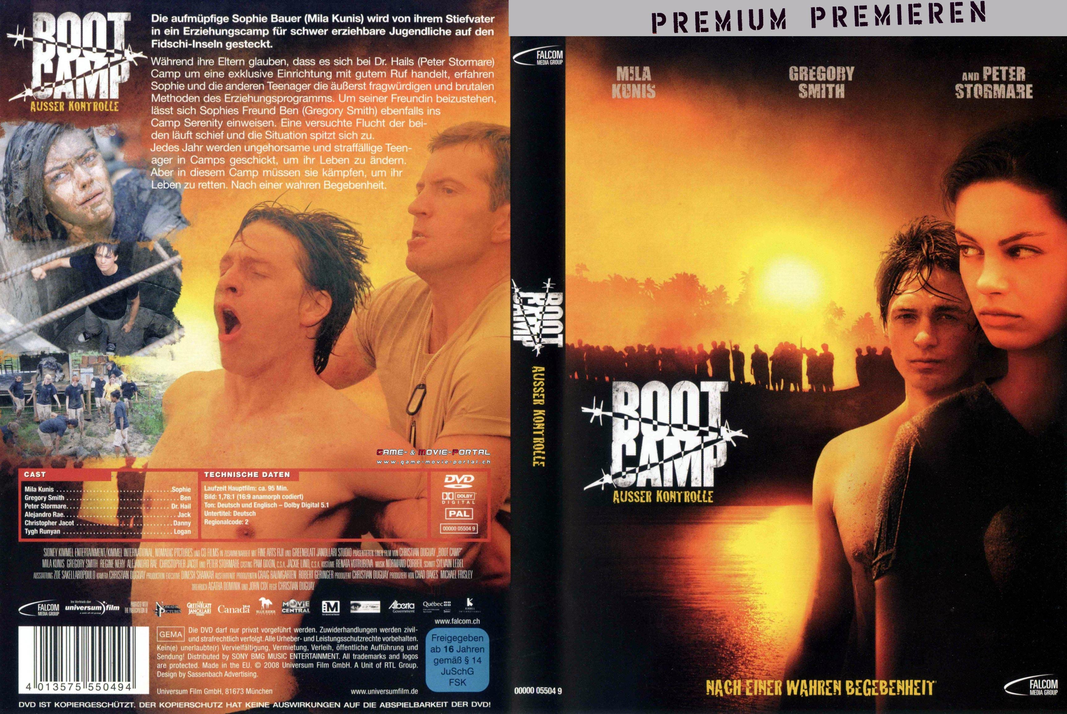 Boot Camp Film Deutsch