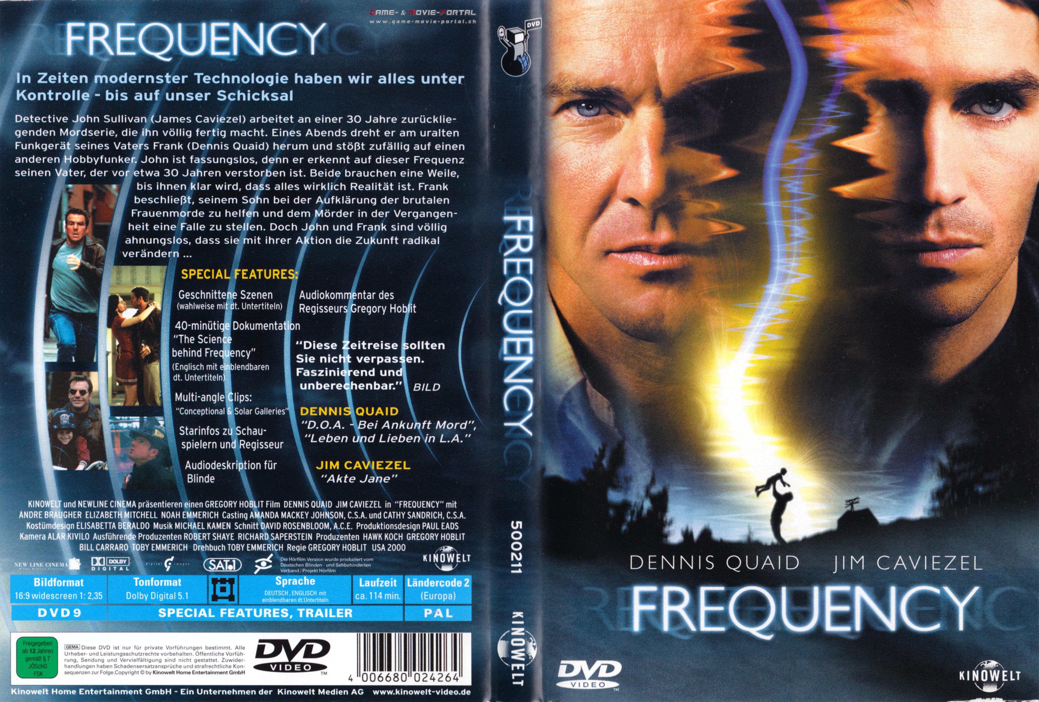 Frequency Serie Deutsch