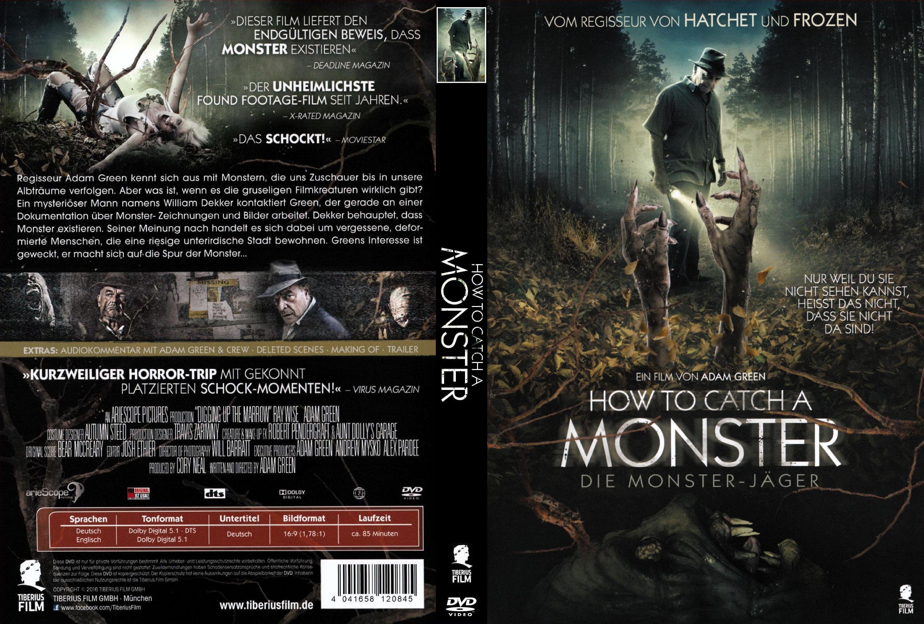 A Monster Calls Deutsch