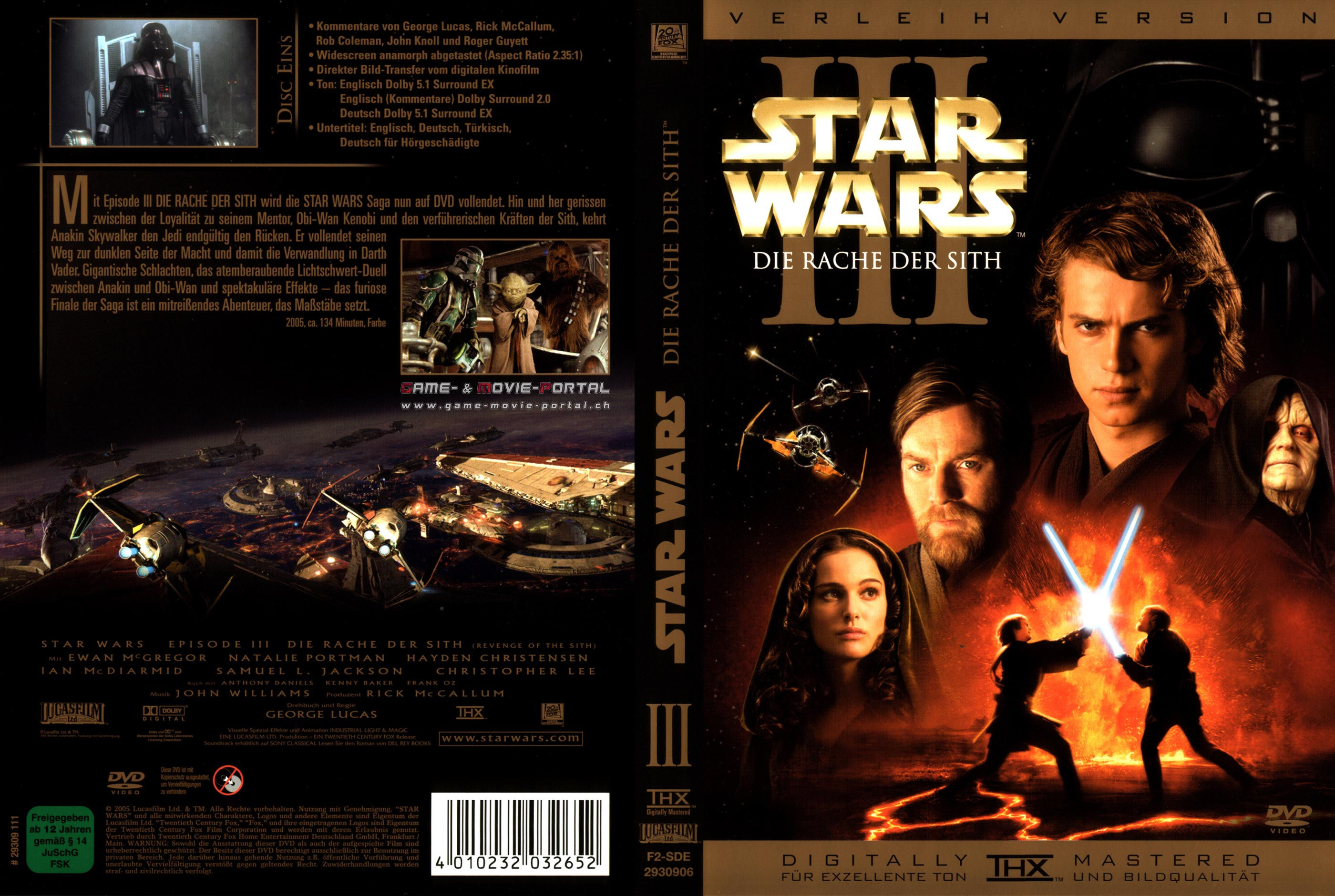 www.star wars episode 3 deutsch