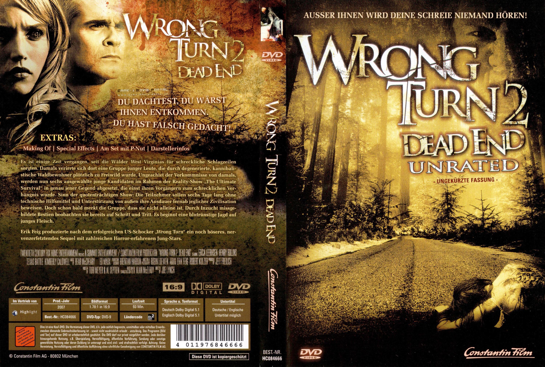 Wrong Turn 2 Deutsch