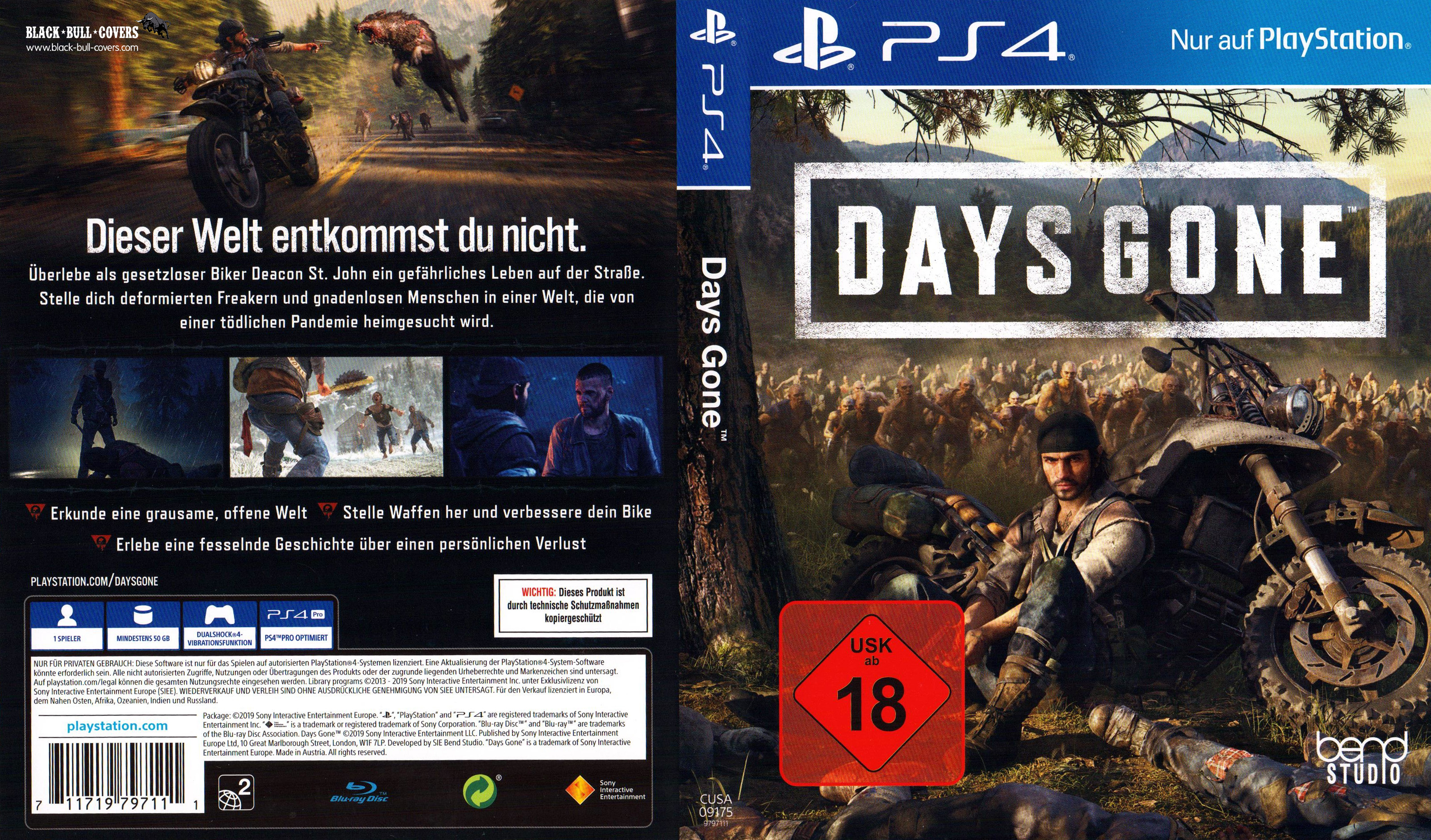 image regarding Printable Game Covers referred to as Playstation 4 Addresses - This is for the Avid gamers
